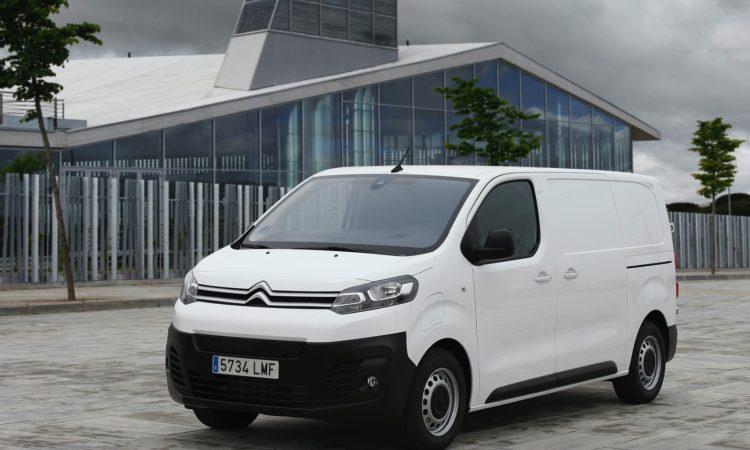 Citroën ë-Jumpy 2021