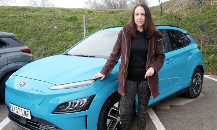 Prueba Hyundai Kona 2021 - contacto-