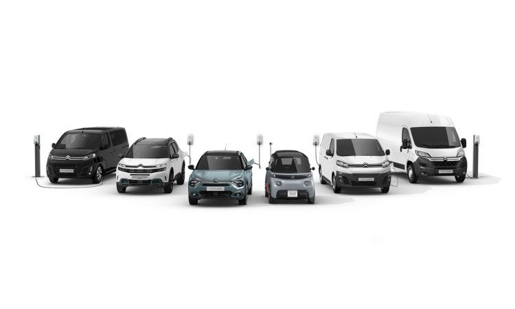 Coches eléctricos Citroën