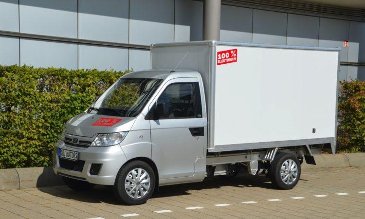 ARI 901, camión eléctrico