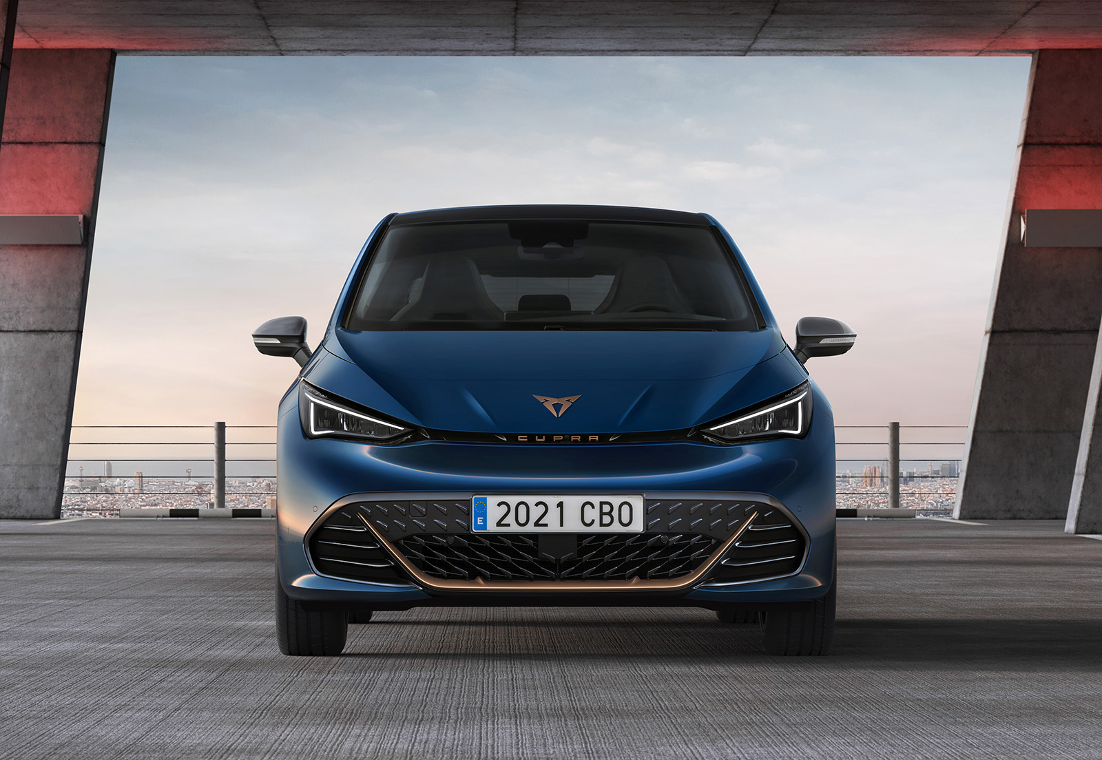 Cupra Born, coche eléctrico