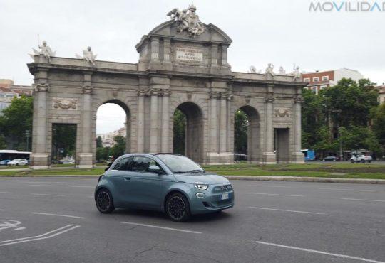 Ruta coche Madrid