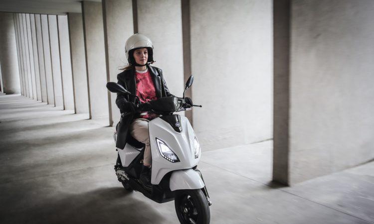 Piaggio One E-Scooter