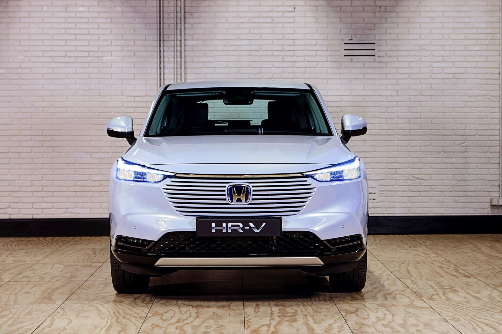 Honda HR-V híbrido 2022