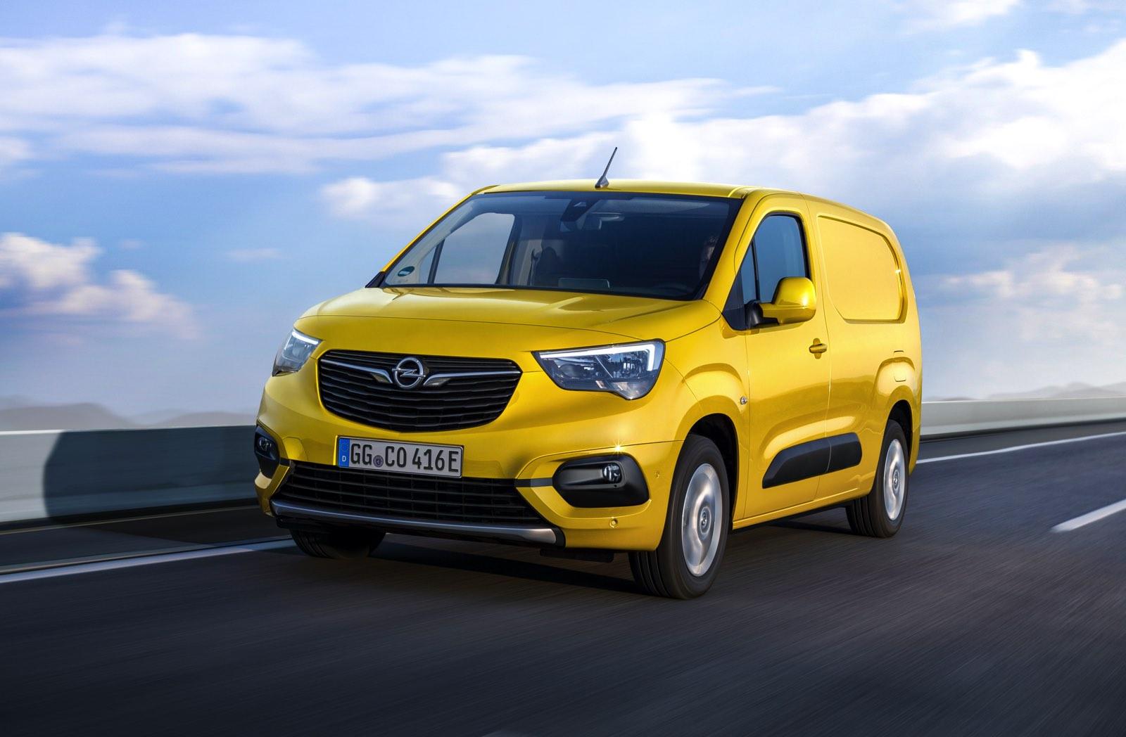 Opel Combo e-Cargo 20222