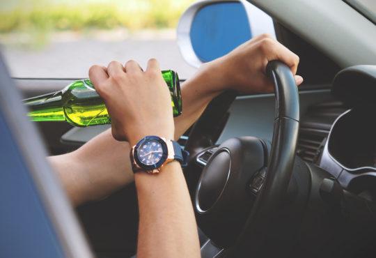 Alcohol y drogas en la conducción