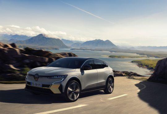 Renault Mégane E-Tech Eléctrico