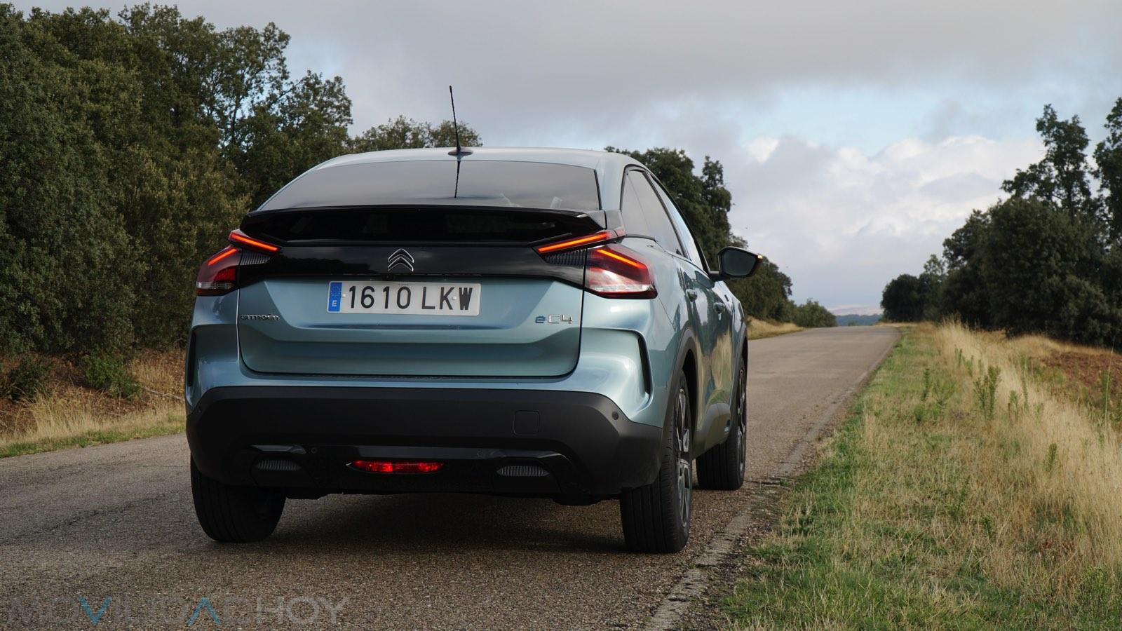 Maletero Citroën ë-C4